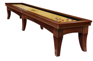 Chicago Shuffleboard Table by Olhausen at Emerald Spa and Billiards of Grand Rapids MI