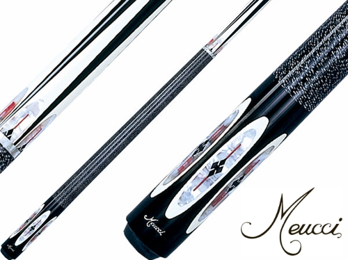 Meucci Pool Cues in Grand Rapids at Emerald Spa and Billiards