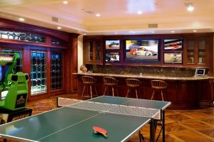 Ping Pong Tables on Display in Grand Rapids, MI - Emerald Spa and Billiards