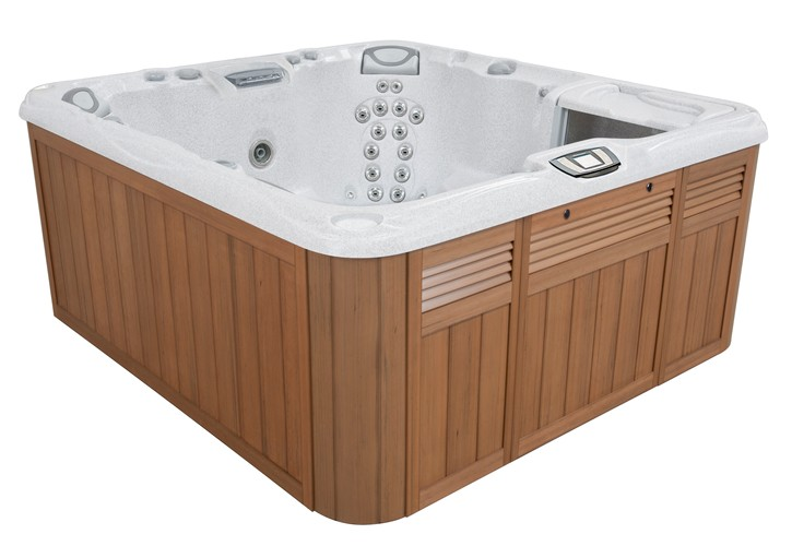 Altamar Model 880 Series Hot Tub by Sundance Spas at Emerald Spa and Billiards of Grand Rapids MI