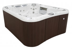 880 Series Aspel Model Hot Tub from Sundance Spas and Emerald Spa and Billiards in Grand Rapids MI