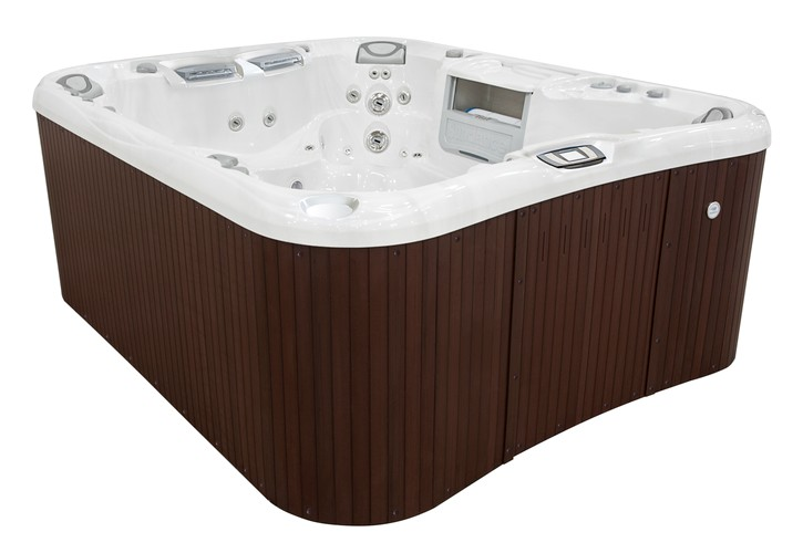 Sundance Spas Aspen Model 880 Series Hot Tub by Sundance Spas at Emerald Spa and Billiards of Grand Rapids MI