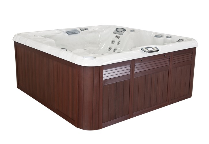 Sundance Spas Cameo Model 880 Series Hot Tub at Emerald Spa and Billiards of Grand Rapids MI
