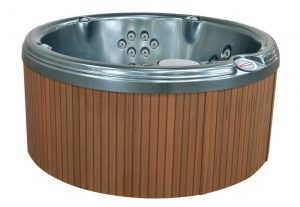 Sundance Spas Denali Model 680 Series Hot Tub from Grand Rapids' Emerald Spa and Billiards