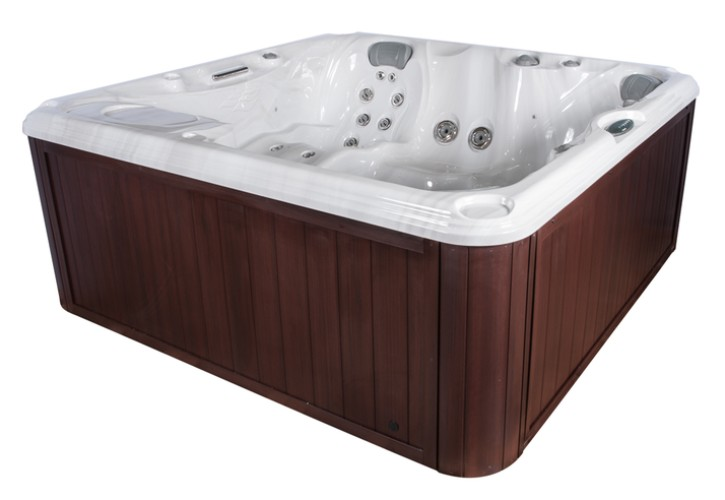 Sundance Spas Hamilton Model 780 Series Hot Tub in Grand Rapids at Emerald Spa and Billiards