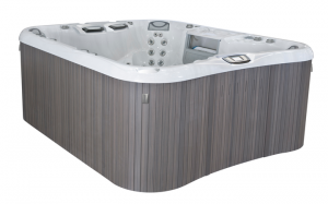 Sundance Spas Maxxus Model Hot Tub in Grand Rapids at Emerald Spa and Billiards