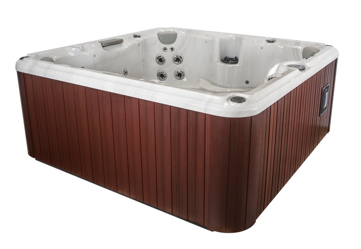 Sundance Spas McKinley Model 680 Series Hot Tub in Grand Rapids at Emerald Spa and Billiards
