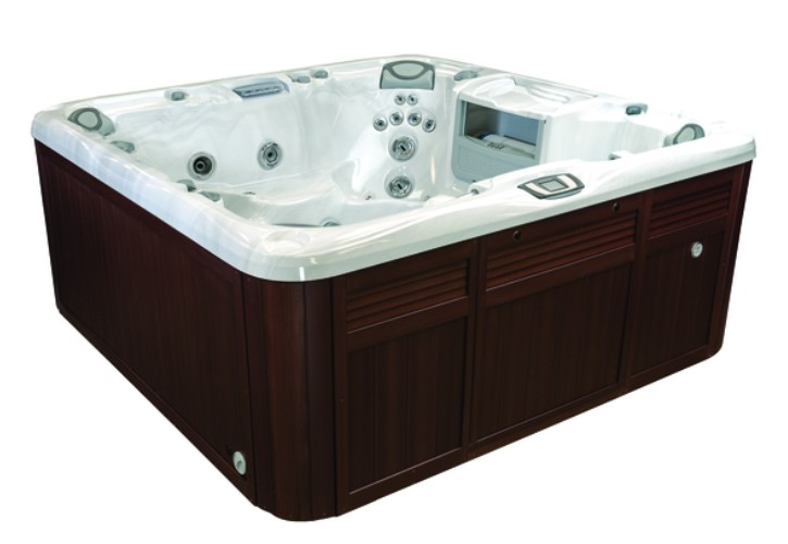 Sundance Spas Optima Model 880 Series Hot Tub from Grand Rapids' Emerald Spa and Billiards