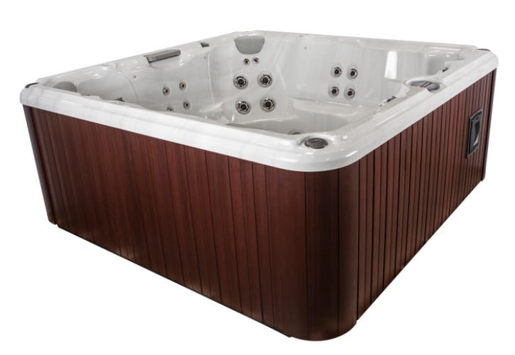 Sundance Spas Ramona Model 680 Series Hot Tub at Emerald Spa and Billiards of Grand Rapids MI