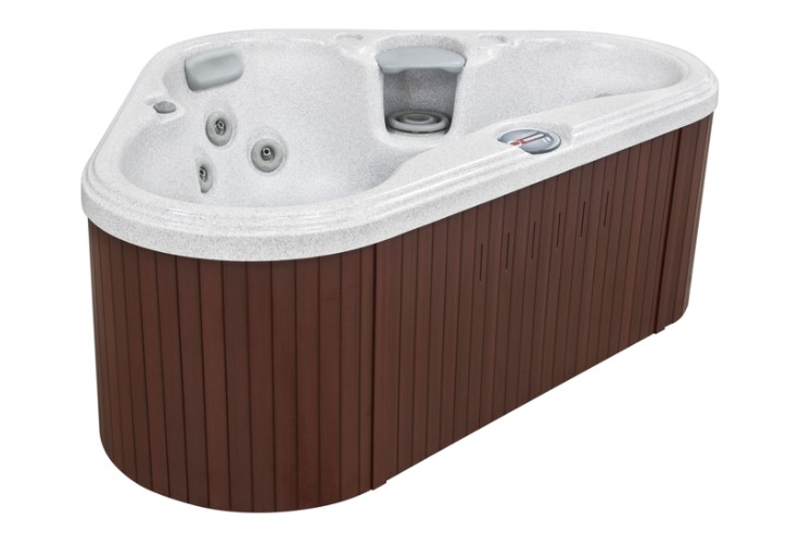 Sundance Spas Tacoma Model 680 Series Hot Tub for Sale in Grand Rapids at Emerald Spa and Billiards