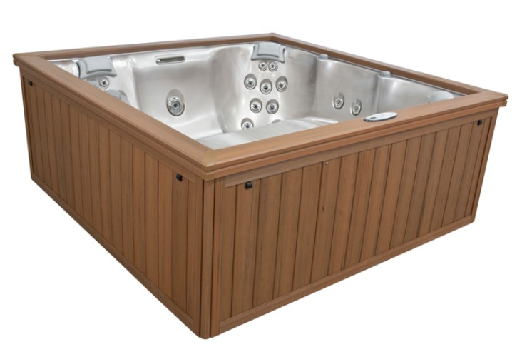 Sundance Spas Victoria Model Select Series Hot Tub at Emerald Spa and Billiards of Grand Rapids MI