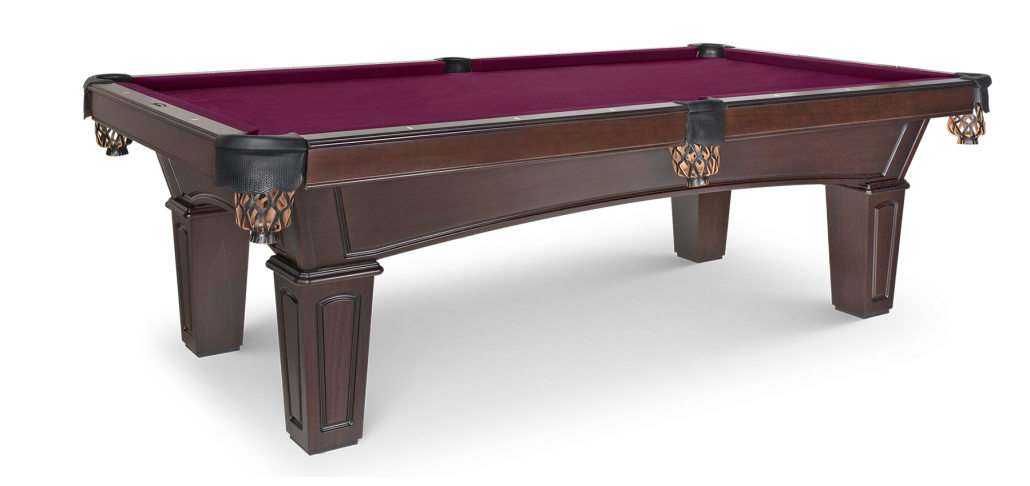 Olhausen Belmont Pool Tables in Grand Rapids MI at Emerald Spa and Billiards