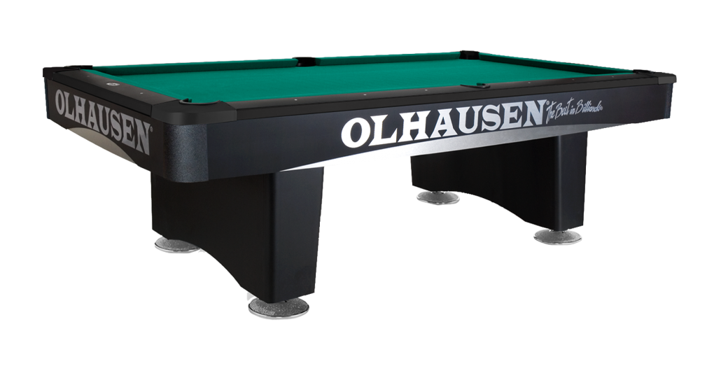 Top-Quality Olhausen Grand Champion Pool Tables in Grand Rapids at Emerald Spa and Billiards