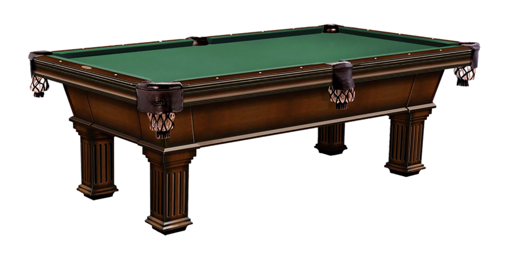 Olhausen Nashville Pool Tables from Emerald Spa and Billiards in Grand Rapids MI - EmeraldLeisureSource.com