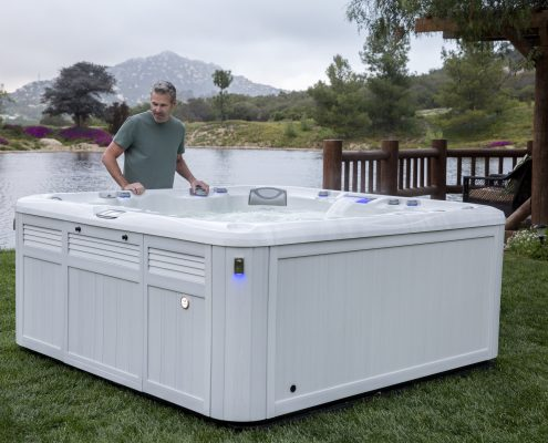 Draining and Cleaning Your Hot Tub Tips from the Pros at Emerald Spa and Billiards - Grand Rapids, MI