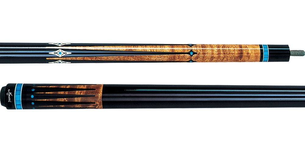 Meucci pool cues in stock in Grand Rapids MI at Emerald Spa and Billiards