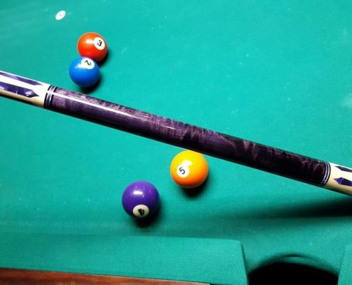 5 Reasons I Love my J Pechauer Custom Pool Cue - EmeraldLeisureSource.com