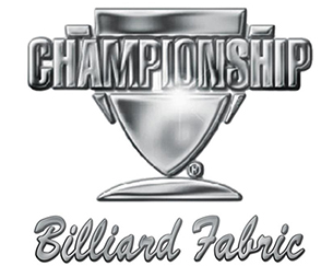 Championship Cloth for Olhausen Pool Tables at Emerald Spa and Billiards in Grand Rapids MI - EmeraldLeisureSource.com