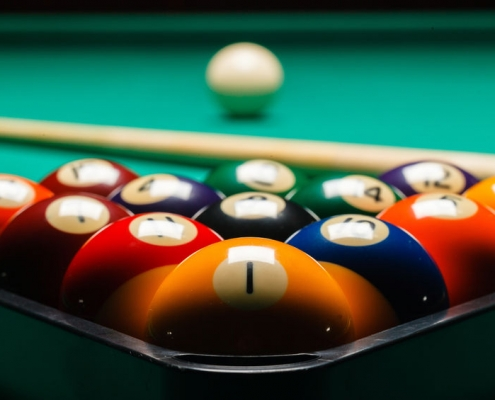 Advancing Your Shot with English 101 From The Pros at Emerald Spa and Billiards in Grand Rapids - emeraldleisuresource.com