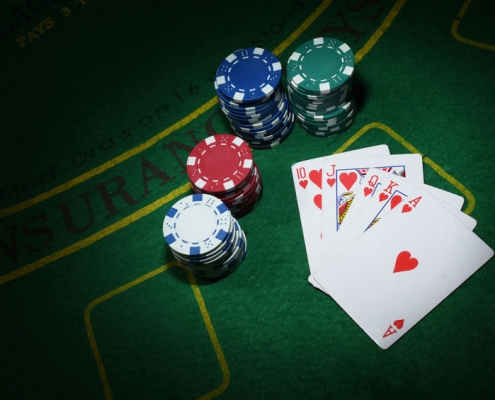Explore the Benefits of Hosting Poker Night - Learn From the Pros at Emerald Spa and Billiards in Grand Rapids