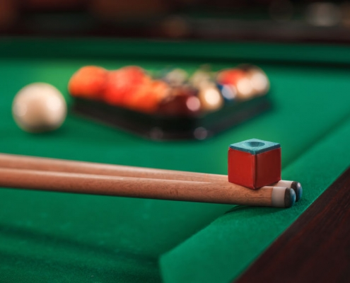 Pool Cue Technology and Options from the Pros at Emerald Spa and Billiards in Grand Rapids - EmeraldLeisureSource.com