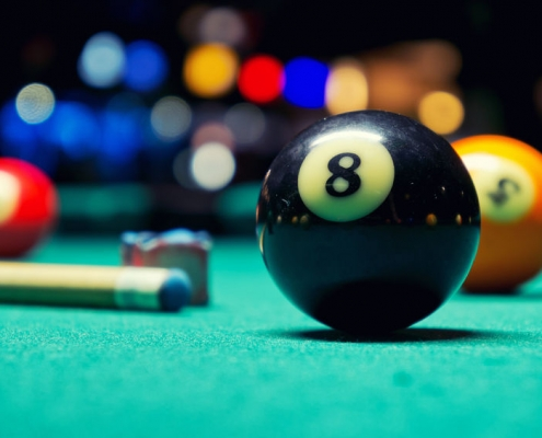 Caring for your Pool Table Cloth - EmeraldLeisureSource.com
