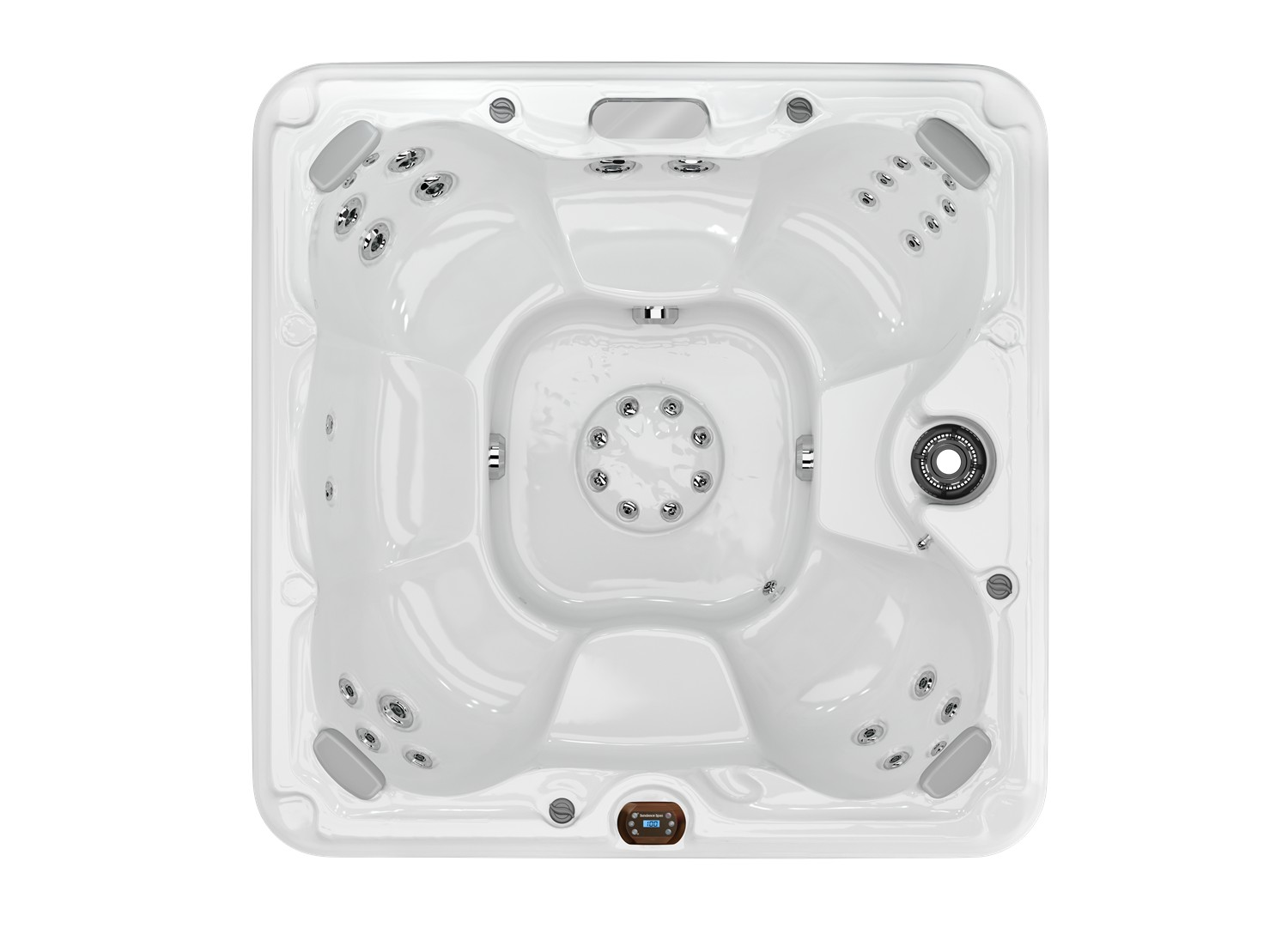 Edison Hot Tub by Sundance Spas - Emerald Spa and Billiards 49512