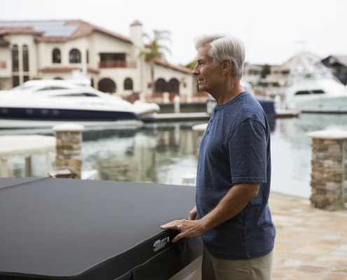 Tips for Hot Tub Storage from the Experts at EmeraldLeisureSource.com