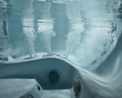 Fluidix Jets in Sundance Hot Tubs Benefits - Emerald Spa and Billiards of Grand Rapids, MI 49512