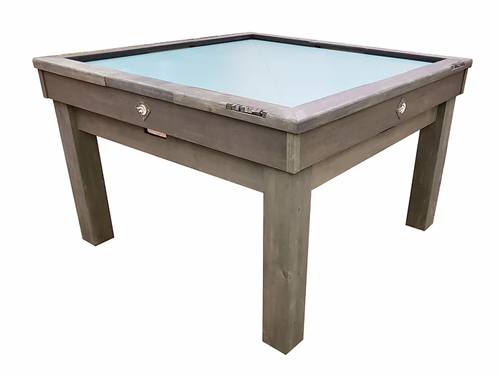 Multi-Use Air Hockey tables in Grand Rapids MI by Performance Games, Tradewind 234 model - Emerald Spa and Billiards