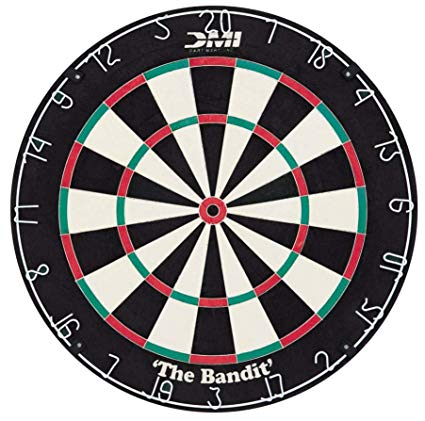 Bandit Dartboards in Grand Rapids MI - Emerald Spa and Billiards