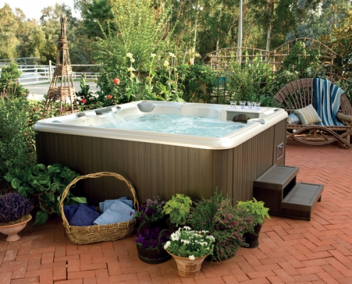 Make Turn Your Backyard into a Hot Tub Oasis with Ideas from Emerald Spa and Billiards of Grand Rapids, MI 49512