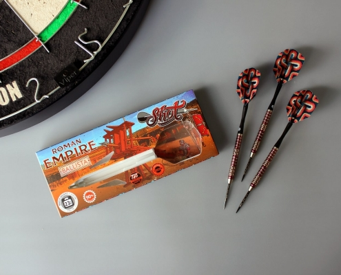 Review of Shotdart Darts - EmeraldGR.com