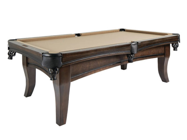 Presidential Pool Tables, Carter Model, at Emerald Billiards in Grand Rapids MI - EmeraldGR.com