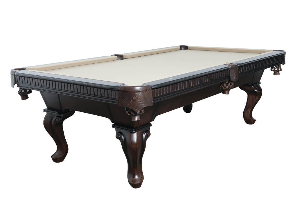 Presidential Pool Tables, Cleveland Model, at Emerald Billiards in Grand Rapids MI - EmeraldGR.com
