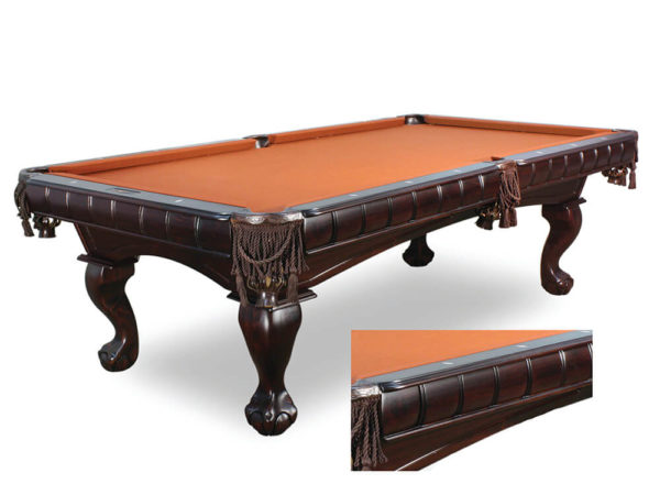 Presidential Pool Tables, Kruger Model, at Emerald Billiards in Grand Rapids MI - EmeraldGR.com