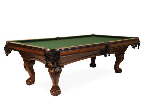 Presidential Pool Tables, Monroe Model, at Emerald Billiards in Grand Rapids MI - EmeraldGR.com