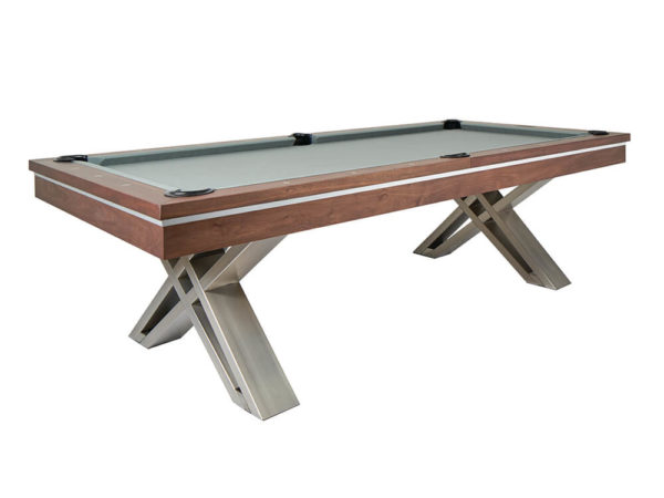 Presidential Pool Tables, Pierce Model, at Emerald Billiards in Grand Rapids MI - EmeraldGR.com