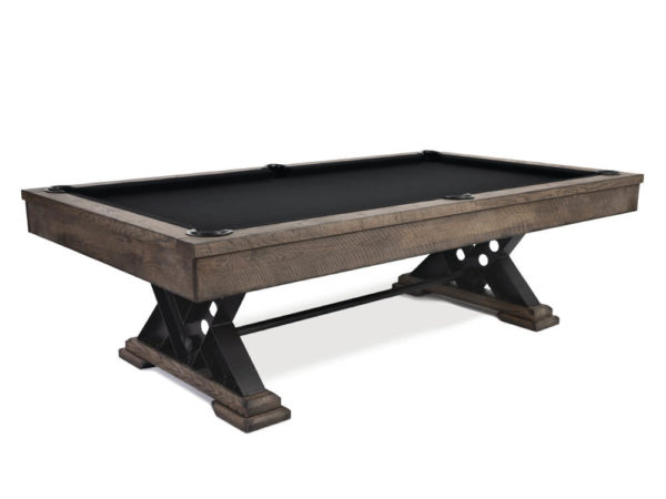 Presidential Pool Tables, Vienna Model, at Emerald Billiards in Grand Rapids MI - Emeraldgr.com