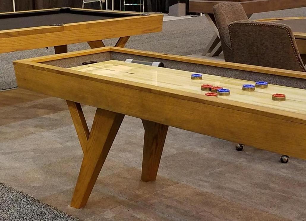 Shuffleboard Tables in Grand Rapids MI by Presidential Billiards - EmeraldGR.com