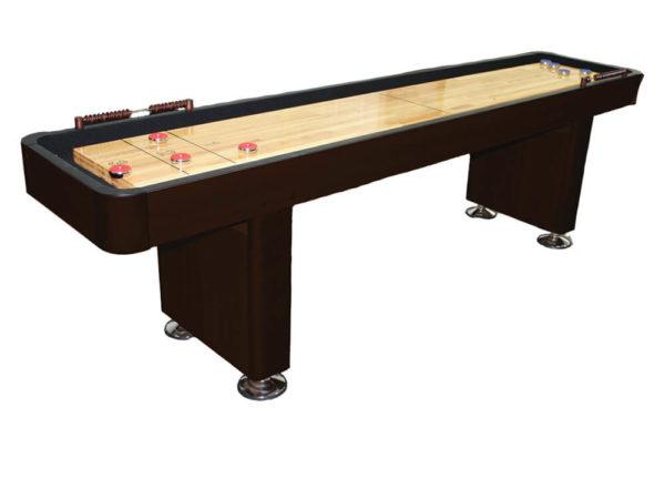 Presidential Shuffleboard Tables Get a Feel at Emerald Billiards in Grand Rapids MI - EmeraldGR.com
