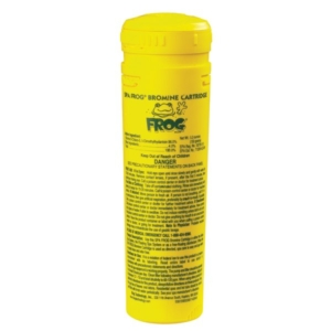 Spa Frog Bromine Cartridge for Hot Tubs at Emerald Spas in Grand Rapids MI - EmeraldGR.com