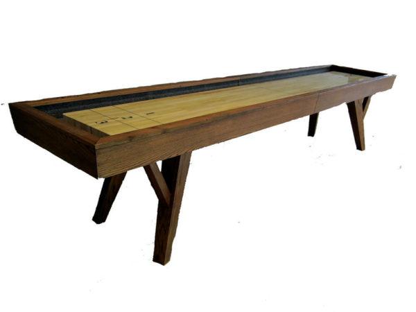 Presidential Shuffleboard Table in Tyler at Emerald Billiards in Grand Rapids MI - EmeraldGR.com