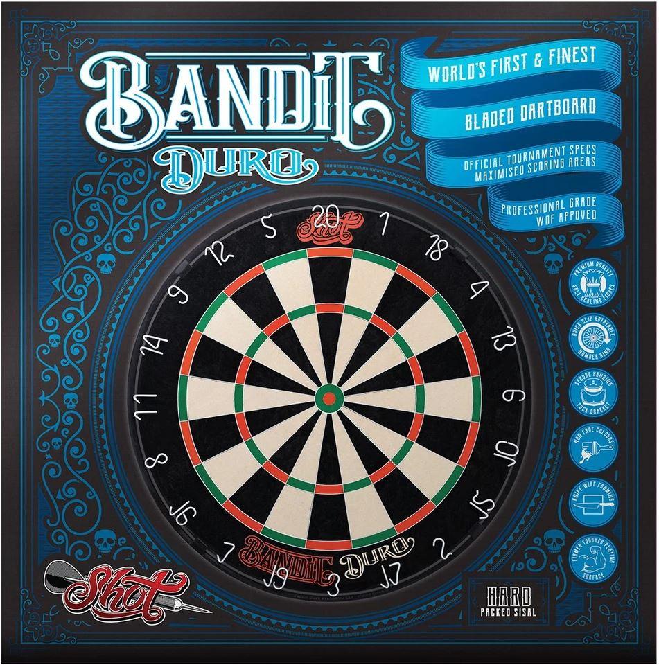 Bandit Duro Dart Boards in Grand Rapids are at Emerald Spas & Billiards