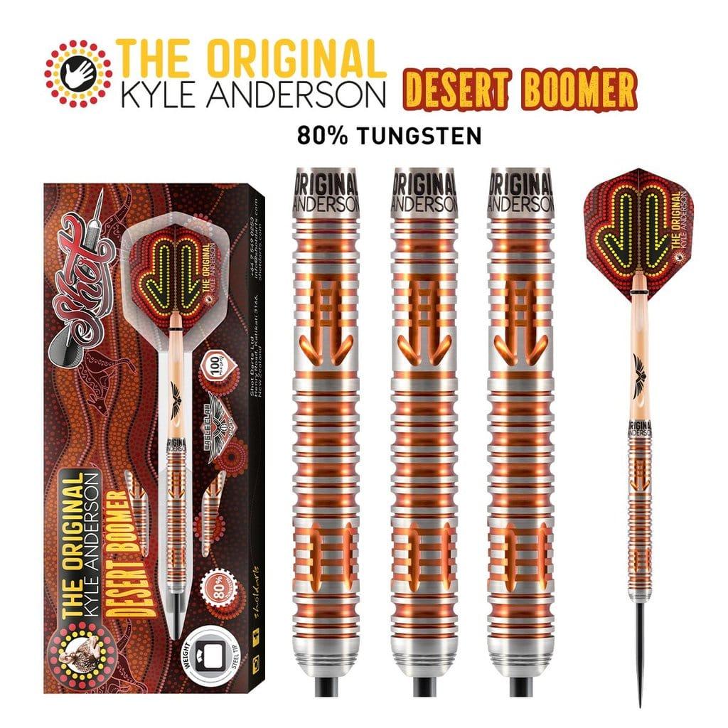 Kyle Anderson Desert Boomer Darts Grand Rapids MI