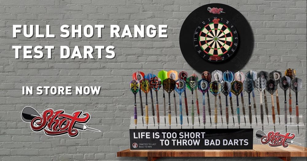 Shot Darts in Grand Rapids MI at Emerald - EmeraldGR.com