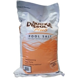40 lb Pool Salt - Emerald Spas Grand Rapids MI