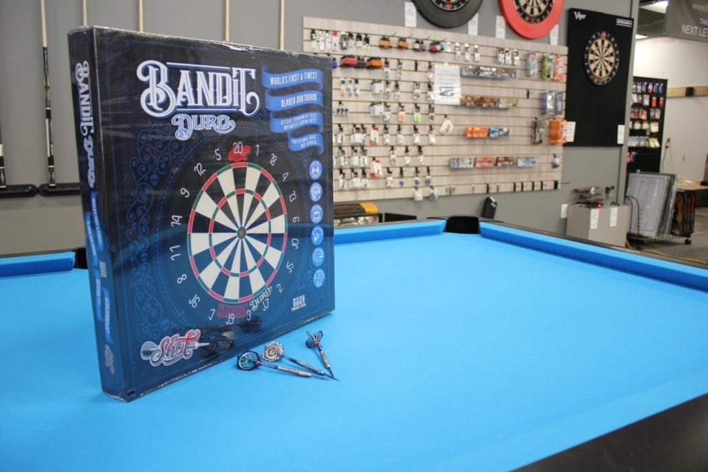 Bandit Dartboards and Darts Supplies in Grand Rapids MI - EmeraldGR.com