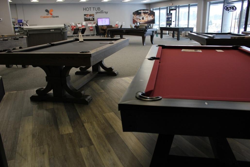 Wide Selection of Pool Tables in Grand Rapids MI - EmeraldGR.com
