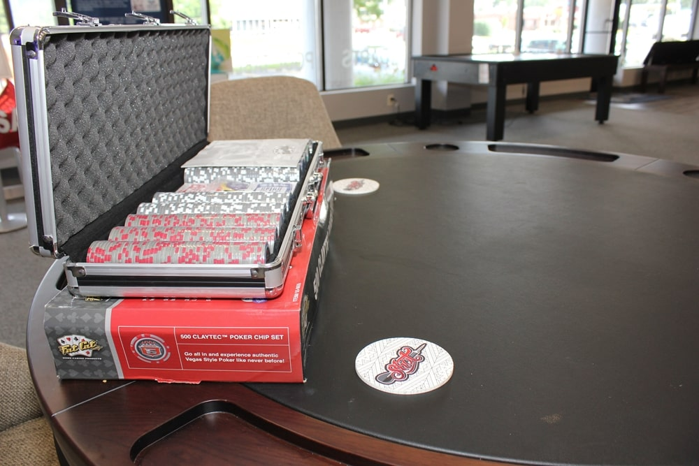 Game Room Card Tables